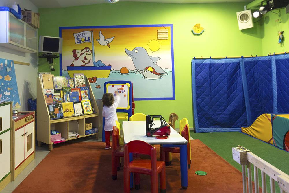 Servizi Family: hotel per bambini a Cattolica